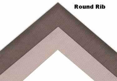 Round Ribbed / Standard Corrugated Vinyl Runner large image 9