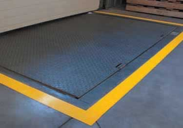 Heavy Duty Floor Marking Anti Slip Reflective Tape large image 1