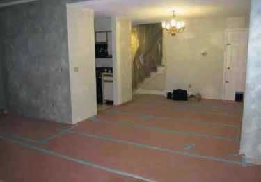 Water Resistant Builderboard Floor Protection large image 5