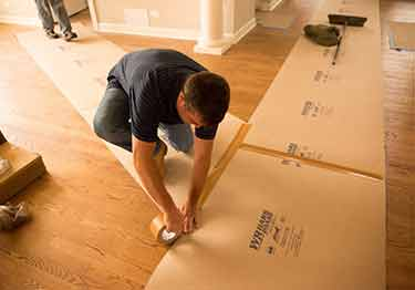 Water Resistant Builderboard Floor Protection large image 8