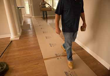 Water Resistant Builderboard Floor Protection large image 9