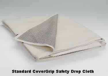 Painters Non-Slip Drop Cloth by CoverGrip large image 1