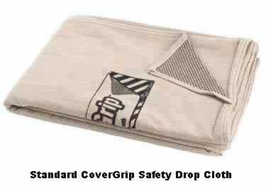 Painters Non-Slip Drop Cloth by CoverGrip large image 3