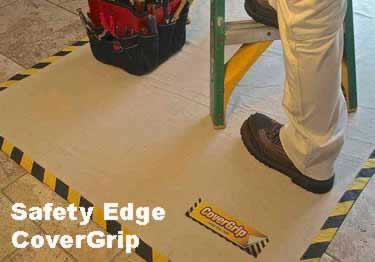 Painters Non-Slip Drop Cloth by CoverGrip large image 7