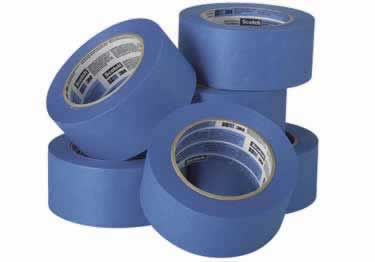 Surface Protection Blue Painters Tape large image 5
