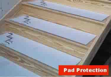 Temporary Stair Tread Protection Pads large image 7