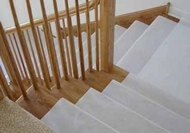 Floor and Stair Protection Film large image 3