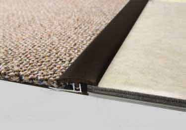 Roppe Vinyl Carpet Edging