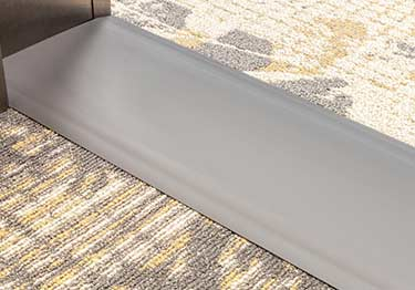 Johnsonite Vinyl Carpet Strip&Feature Strip Thresholds large image 9