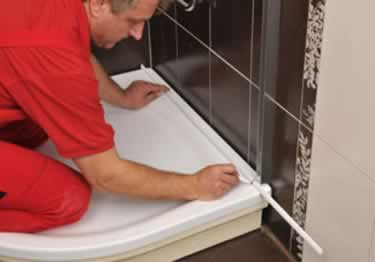 Johnsonite Vinyl Tub Moulding