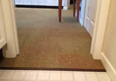 Johnsonite Vinyl Carpet Edge Guards