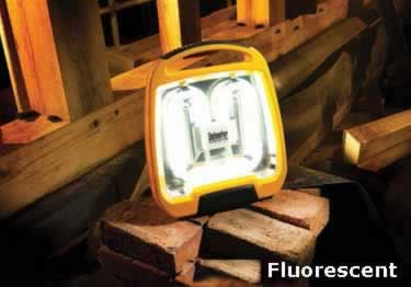 Portable Work Lights LED and Fluorescent by ProBuilt large image 6