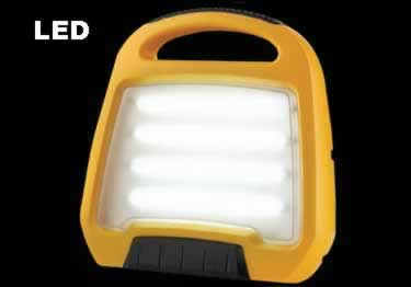 Portable Work Lights LED and Fluorescent by ProBuilt large image 7