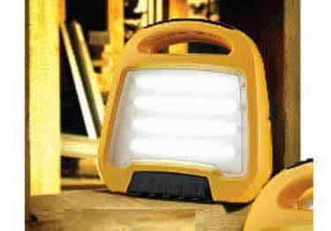 Portable Work Lights LED and Fluorescent by ProBuilt