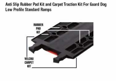Guard Dog Cable Protector Low Profile 1, 2, 3, 5 Channel large image 1