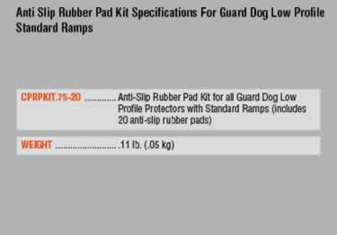 Guard Dog Cable Protector Low Profile 1, 2, 3, 5 Channel large image 14