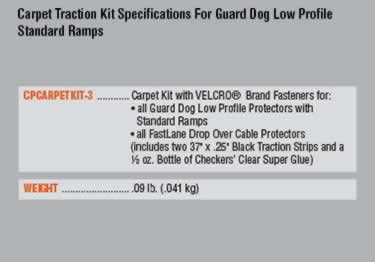 Guard Dog Cable Protector Low Profile 1, 2, 3, 5 Channel large image 15