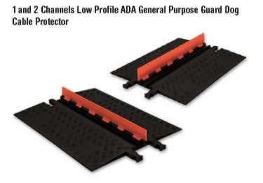Guard Dog Cable Protector Low Profile 1, 2, 3, 5 Channel large image 16