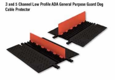 Guard Dog Cable Protector Low Profile 1, 2, 3, 5 Channel large image 2