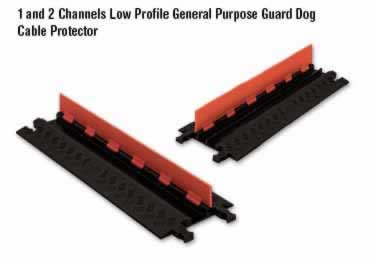 Guard Dog Cable Protector Low Profile 1, 2, 3, 5 Channel large image 6