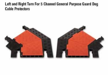 Guard Dog Cable Protector 5-Channel General Purpose ADA/DDA large image 7