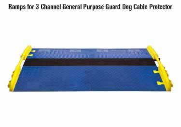 Guard Dog Cable Protector 3-Channel General Purpose  large image 1