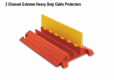 Linebacker Cable Protector 2-Channel Extreme Heavy Duty large image 8