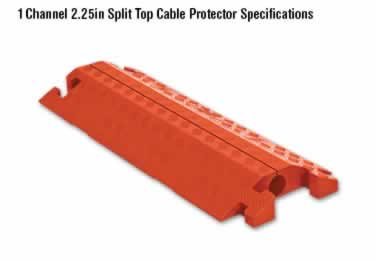 Linebacker Cable Protector 1-Channel General Purpose  large image 2