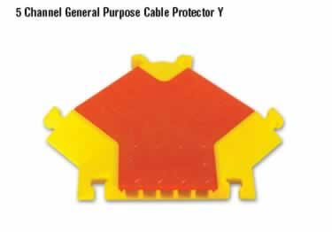 Linebacker Cable Protector 5-Channel General Purpose  large image 2