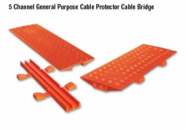 Linebacker Cable Protector 5-Channel General Purpose  large image 9
