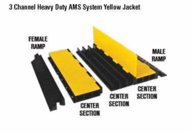 Yellow Jacket Cable Protectors 3&5-Channel HD Modular large image 6
