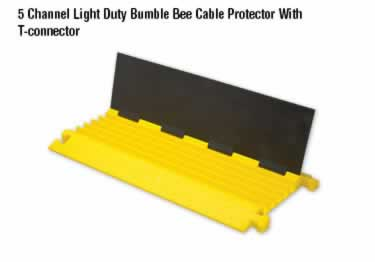 Bumble Bee Cable Protector 5 Channel Light Duty large image 6