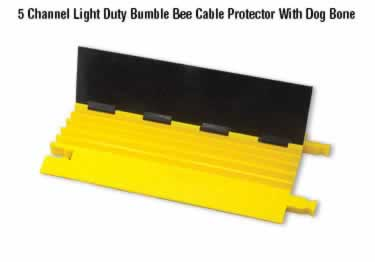 Bumble Bee Cable Protector 5 Channel Light Duty large image 9