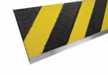 Stair Tread Safety Plates | Bold Step large image 1