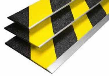 Stair Tread Safety Plates | Bold Step large image 7