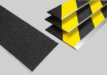 Stair Tread Safety Plates | Bold Step