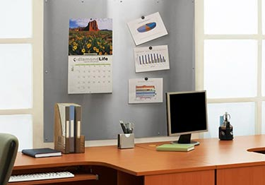 Magnetic Wall Panels&Dry Erase Board large image 16