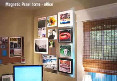 Magnetic Wall Panels&Dry Erase Board large image 3