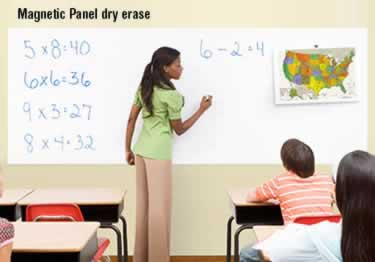Magnetic Wall Panels&Dry Erase Board large image 6