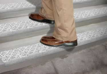exterior stair treads and nosings. cast aluminum stair nosing large image 5 exterior treads and nosings