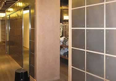 Smooth Metal Sheets, Wall Panels and Tiles