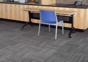 Roppe Rop-Cord Recycled Rubber Tile Flooring large image 1