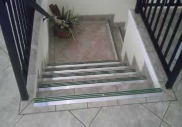 Metal Stair Treads and Nosings large image 1