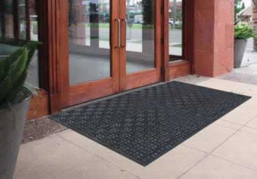 AquaFlow Outdoor Entrance Mat large image 1