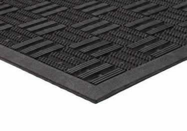 AquaFlow Outdoor Entrance Mat  large image 5