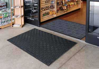 AquaFlow Outdoor Entrance Mat large image 6
