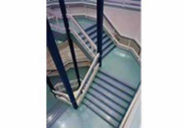 Johnsonite Heavy Duty Vinyl Stair Treads large image 1