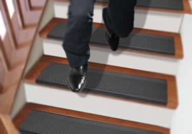 Johnsonite Heavy Duty Vinyl Stair Treads large image 6