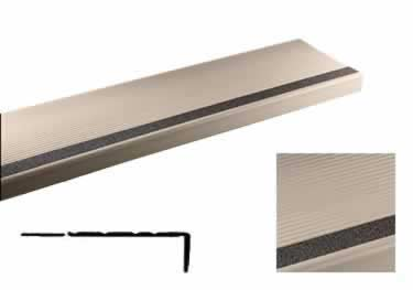 Johnsonite Heavy Duty Vinyl Stair Treads