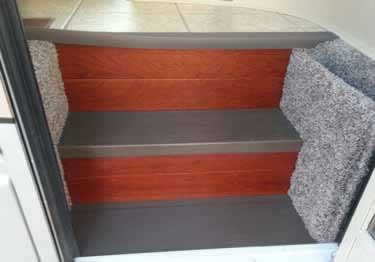 Johnsonite Safe-T Rib Vinyl Stair Treads large image 1
